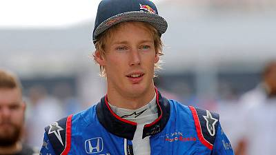 Former F1 driver Hartley to race in Formula E
