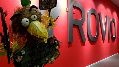 Angry Birds maker Rovio's second-quarter profit falls on Hatch expansion costs