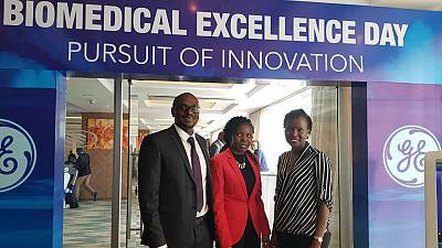 GE Healthcare and the Association of Medical Engineering of