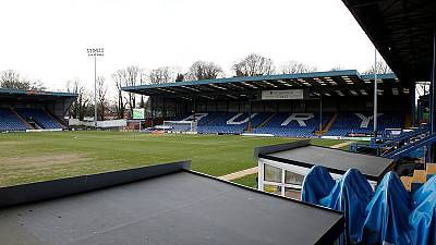 Bury at risk of EFL expulsion after League Cup fixture also suspended