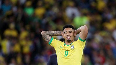 إيقاف البرازيلي جيسوس شهرين دوليا بسبب نوبة غضب في نهائي كوبا أمريكا