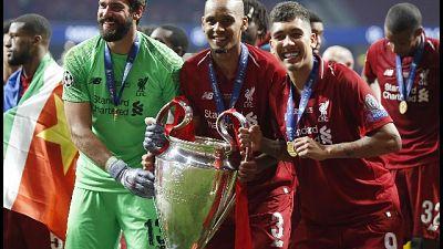 Champions: nomination top 11 2018-2019