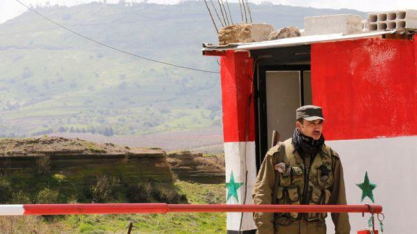 الجيش السوري ينتزع أراضي من مسلحي المعارضة بشمال غرب سوريا