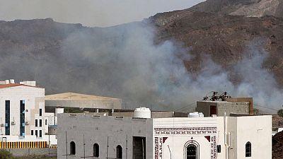 Rivals keep fighting in Yemen's Aden, bystander killed