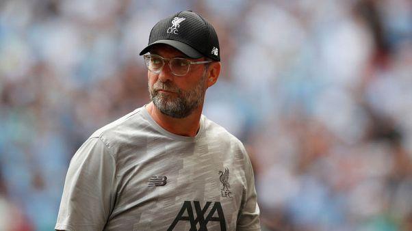 Klopp content despite lack of Liverpool strengthening
