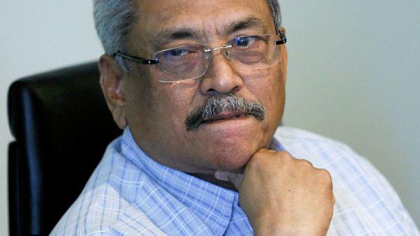 Sri Lankan presidential hopeful Gotabaya Rajapaksa renounces U.S. citizenship