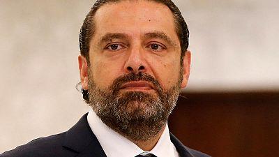 Lebanon PM says more optimistic after crisis talks