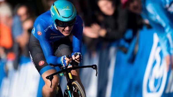 Ciclismo: bronzo Europei alla Pirrone