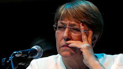 U.S. sanctions on Venezuela may worsen crisis - UN rights chief