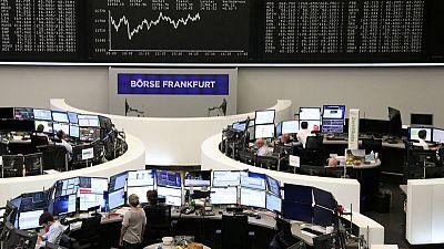 الأسهم الأوروبية تسجل أفضل أداء في شهرين بفضل بيانات إيجابية من الصين