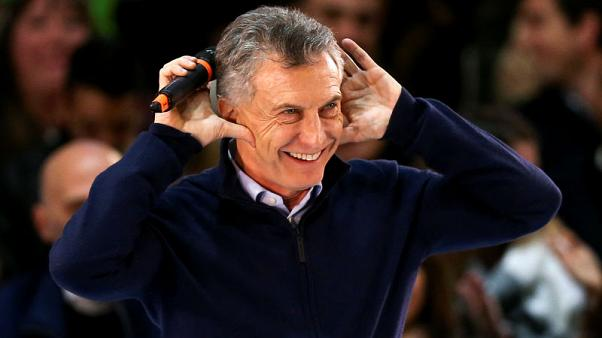 Sunday vote to show how likely Argentina is to stay on Macri's free-markets path