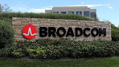 Broadcom to buy Symantec's enterprise security business for $10.7 billion