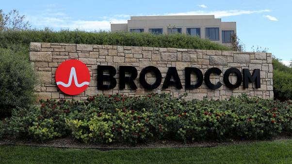 Broadcom to buy Symantec's enterprise security business for $10.7 billion