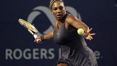 Serena, Osaka advance in Toronto to set up rematch