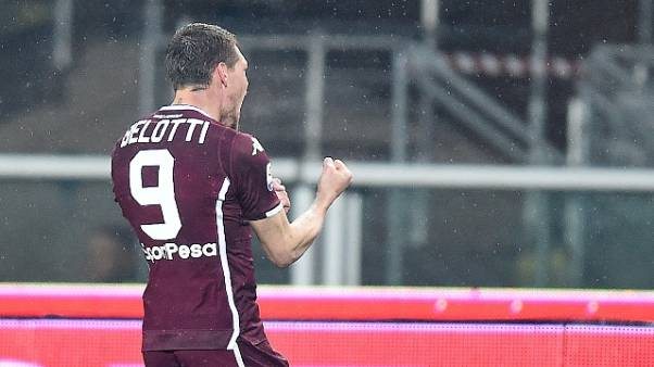 Europa League: Torino-Soligorsk 5-0