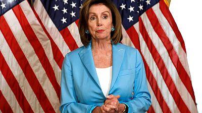 U.S. House Speaker Pelosi in Central America as Trump seeks asylum deals