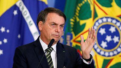 Brazil's Bolsonaro calls convicted torturer a 'national hero'