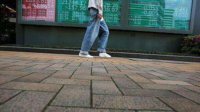 المؤشر نيكي يرتفع 0.80% في بداية التعاملات بطوكيو