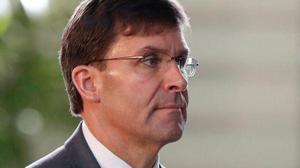 U.S. defence secretary visits South Korea as region faces myriad challenges