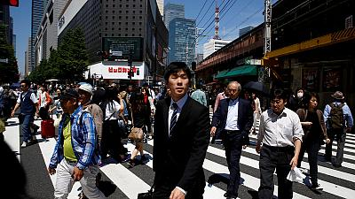 Japan's economy expands annualised 1.8% in April-June - government