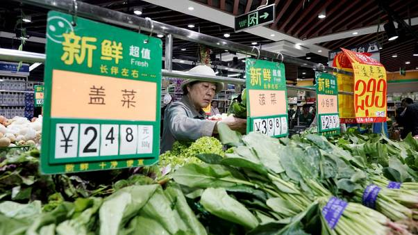 China's July PPI falls for first time in three years