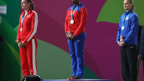 Cuban Silva claims third straight Pan Ams pole vault title