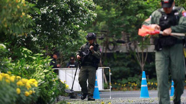 Bangkok bombings may be linked to politics - police