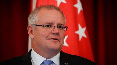 Australia prime minister joins transgender policy backlash