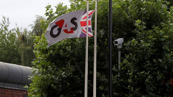 Security firm G4S to separate cash solutions business