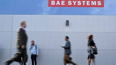 BAE finance chief to step down next year, taps Greve to take over