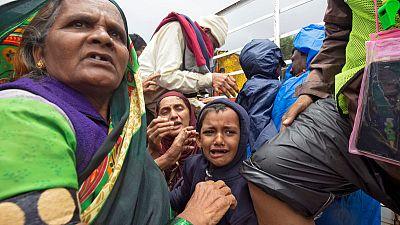 مقتل 28 على الأقل ونزوح الآلاف في فيضانات بالهند