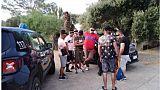 Nuovo sbarco migranti in sud Sardegna