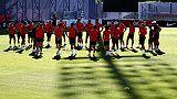 Juve: domani amichevole con l'Atletico