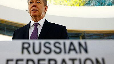 مندوب روسيا لدى الأمم المتحدة: اللجنة الدستورية السورية قد تجتمع قريبا