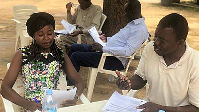 First Data Collection Summer School for University Students in Chad