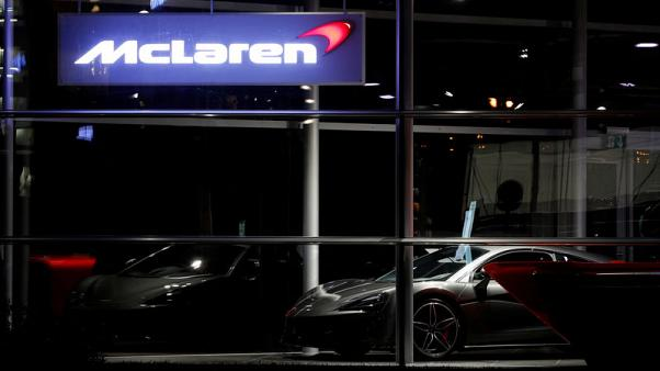 Motor racing - McLaren to make full-time IndyCar return in 2020