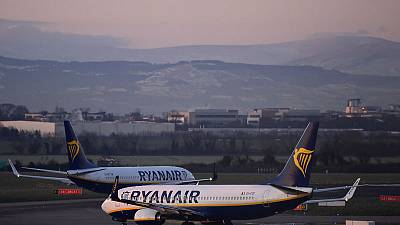 Ryanair's Irish pilots back industrial action over pay