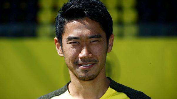 الياباني كاجاوا ينتقل إلى ريال سرقسطة من دورتموند