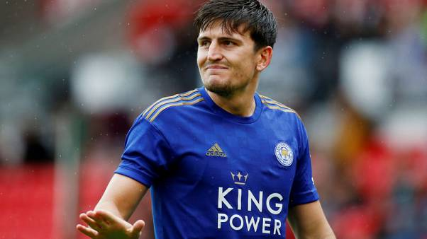 Leicester happy with transfer business despite losing Maguire - Rodgers