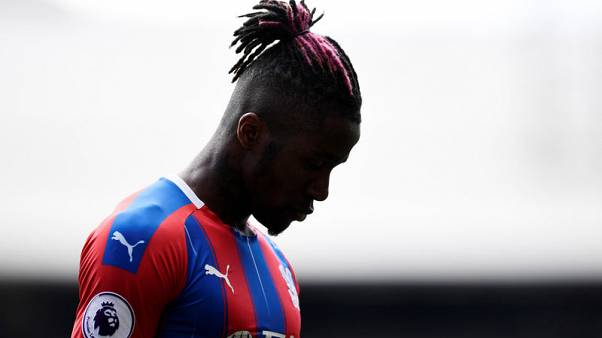 Zaha committed to Palace despite transfer disappointment - Hodgson