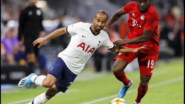 Tottenham blinda Lucas Moura fino al '24