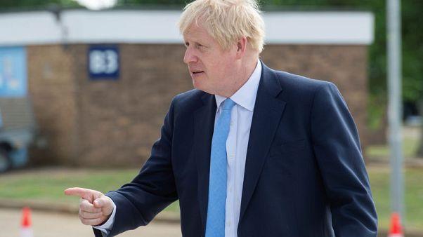 جونسون: الاستعداد لخروج بريطانيا من الاتحاد الأوروبي دون اتفاق أولوية قصوى