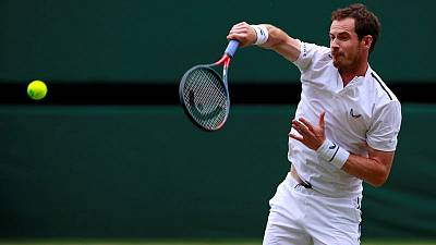 Murray to make singles return in Cincinnati
