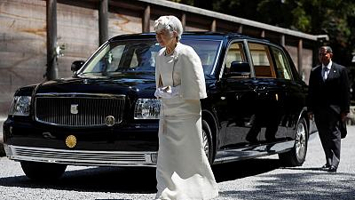Japan's Empress Emeritus Michiko diagnosed with early-stage breast cancer - NHK