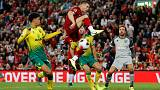 Liverpool thump Norwich in Premier League opener
