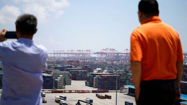 IMF stands by yuan view; says China could need stimulus if trade war worsens