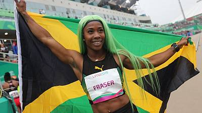 Jamaica's Fraser-Pryce smashes 40-year-old Pan Am Games record