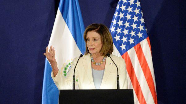 Pelosi skeptical about Trump migration plan for El Salvador