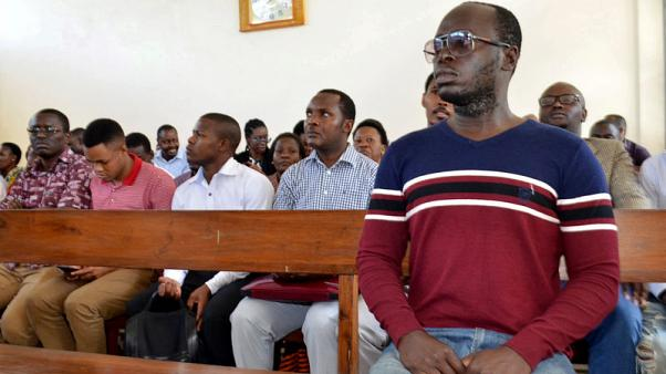 UK, U.S. urge Tanzania to respect 'due process' after journalist arrested