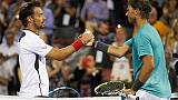Tennis: Montreal, Fognini cede a Nadal